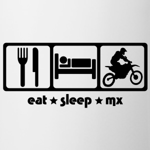 Motocross Eat Sleep MX - Mug