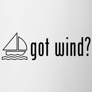 sa12 sailing got wind - Mug