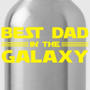 Best Dad In The Galaxy T-Shirts - Water Bottle