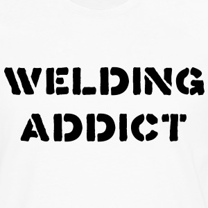 Welding Addict - Men's Premium Longsleeve Shirt