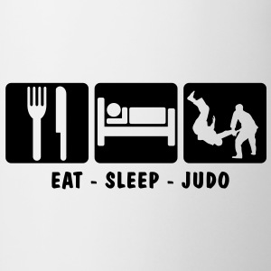 EAT SLEEP JUDO 3 - Mug