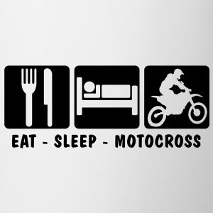 EAT SLEEP MOTOCROSS - Mug