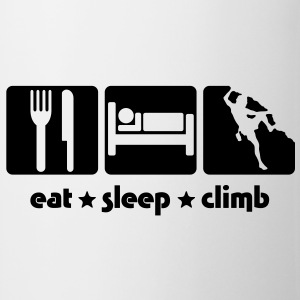 EAT SLEEP CLIMB - Mug