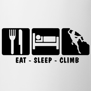 EAT SLEEP CLIMB 3 - Mug