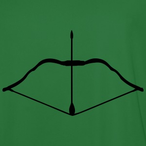 bow and arrow Hoodies & Sweatshirts - Men's Football Jersey