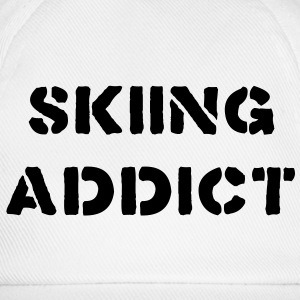 SKIING ADDICT - Baseball Cap