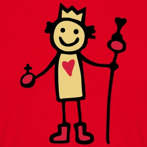 LOVEapron King - Männer T-Shirt