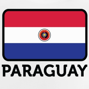 National Flag of Paraguay Long Sleeve Shirts - Baby T-Shirt