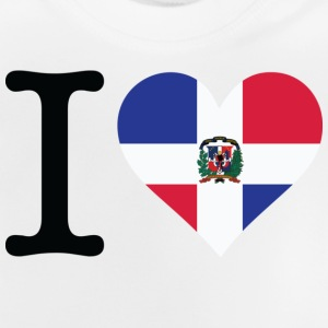 I love the Dominican Republic Shirts - Baby T-Shirt
