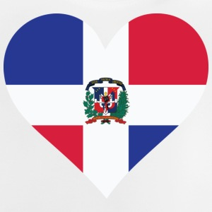 A heart for the Dominican Republic Shirts - Baby T-Shirt