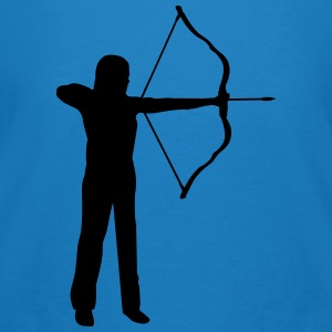 archery, archer - woman Bags & Backpacks - Men's Organic T-shirt