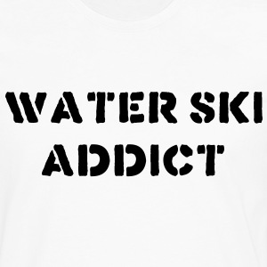 water ski addict - Men's Premium Longsleeve Shirt