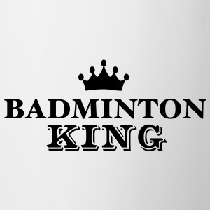 badminton king - Mug