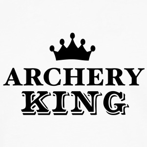 archery king - Men's Premium Longsleeve Shirt