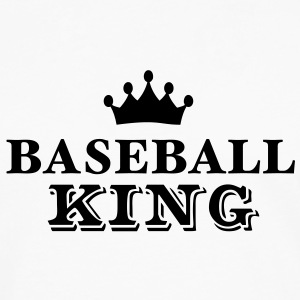 baseball king - Men's Premium Longsleeve Shirt