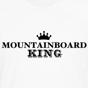 mountainboard king - Men's Premium Longsleeve Shirt