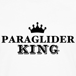 paraglider king - Men's Premium Longsleeve Shirt