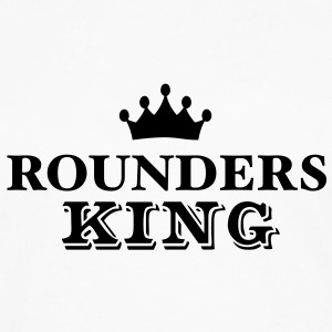 rounders king - Men's Premium Longsleeve Shirt