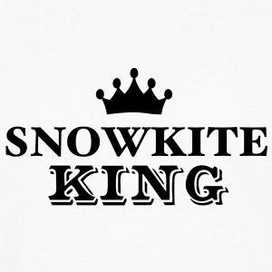 snowkite king - Men's Premium Longsleeve Shirt