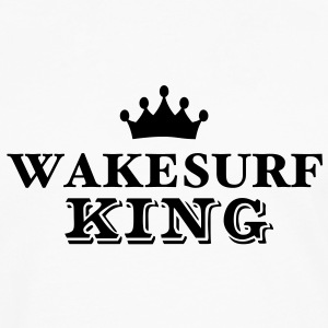 wakesurf king - Men's Premium Longsleeve Shirt