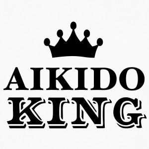 aikido king - Men's Premium Longsleeve Shirt