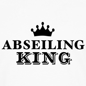abseiling king - Men's Premium Longsleeve Shirt