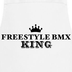 freestyle bmx king - Cooking Apron
