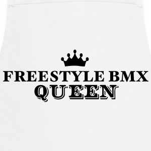 freestyle bmx queen - Cooking Apron