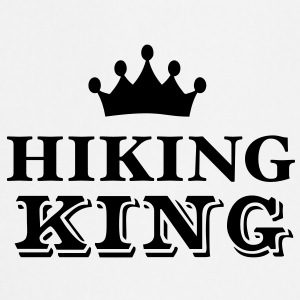 hiking king - Cooking Apron
