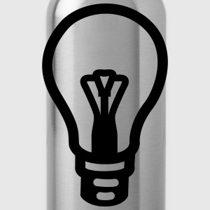 light bulb idea T-Shirts - Water Bottle
