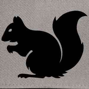 squirrel Shirts - Snapback Cap