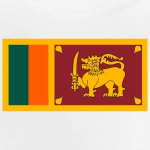 Nationale Vlag van Sri Lanka Shirts - Baby T-shirt