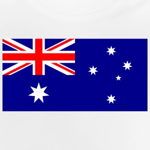 Nationale flag Australien T-shirts - Baby T-shirt