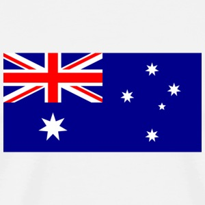 National flag of Australia Other - Men's Premium T-Shirt