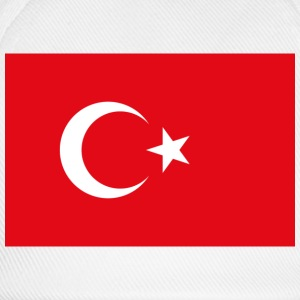 National Flag of Turkey T-Shirts - Baseball Cap
