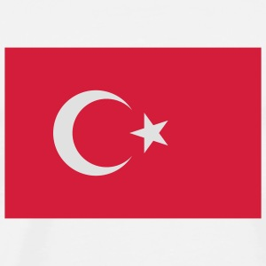 National Flag of Turkey Sports wear - Men's Premium T-Shirt