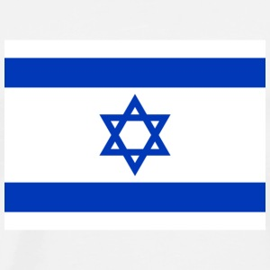 National flag of Israel Sports wear - Men's Premium T-Shirt