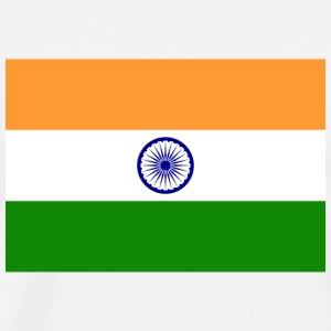 National Flag of India Tank Tops - Men's Premium T-Shirt