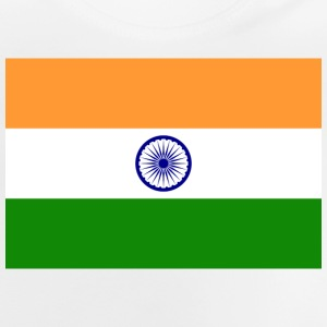 National Flag of India Langærmede shirts - Baby T-shirt