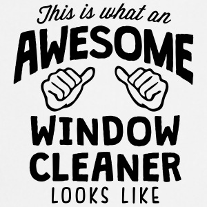 awesome window cleaner looks like - Cooking Apron