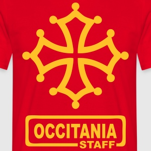 occitania staff Tabliers - T-shirt Homme