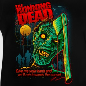 THE RUNNING DEAD - Baby T-Shirt