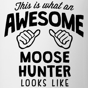awesome moose  looks like - Mug