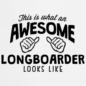 awesome longboarder looks like - Cooking Apron