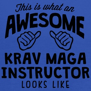 awesome krav maga instructor looks like - Women's Tank Top by Bella