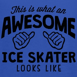 awesome ice skater looks like - Women's Tank Top by Bella