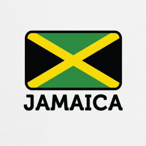 National Flag of Jamaica Skjorter - Kokkeforkle