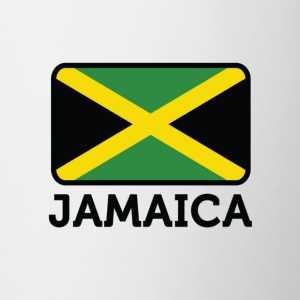 National Flag of Jamaica Skjorter - Kopp