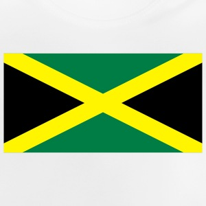 Drapeau national de la Jamaïque Sweats - T-shirt Bébé