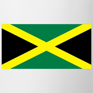 National Flag of Jamaica Bamser - Kopp